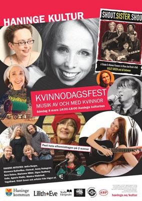 Haninge Affisch 2015-s