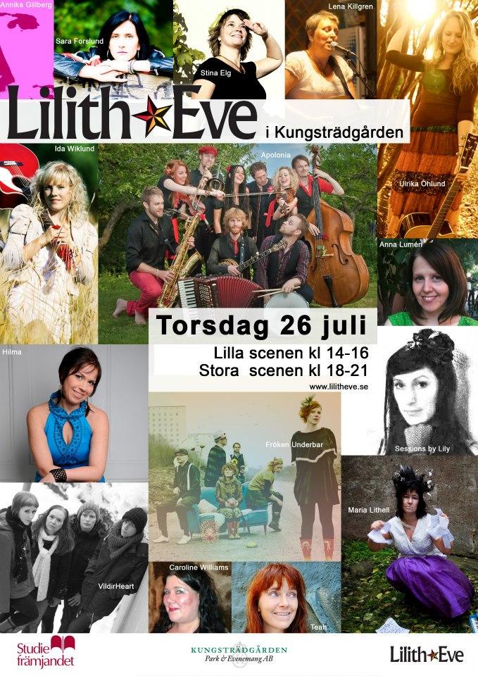 Lilith Eve i Kungsan2012