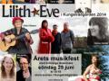 Lilith Eve i Kungsan 2014